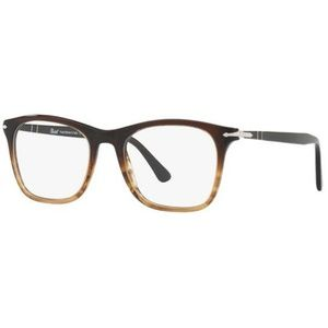 Persol Square Style Brown W/Demo Lens